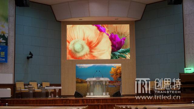 教堂LED龙8国际娱乐pt 官网